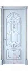 Болонья (Патина серебро) ДГ - Эмаль