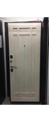 Сейф-дверь Синергия 100 860*2050 левая Верона Ваниль