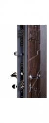 Sidoorov SM105-Тиара (ФЛ10 Скол дуба белый)