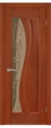 Изумруд (рис.№6, тон.) - Шпон