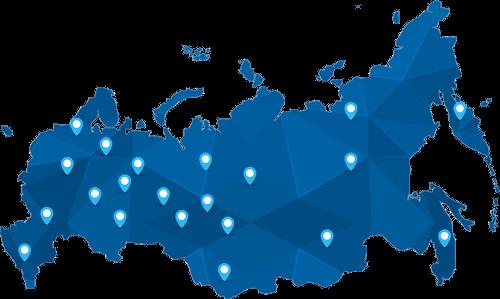 Доставим двери по всей России