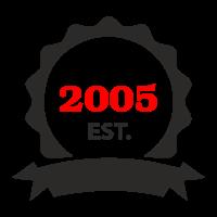 работаем с 2005 года